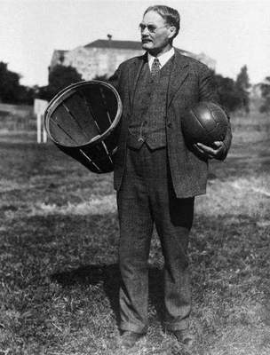 James Naismith - Basketball criado por: biografia